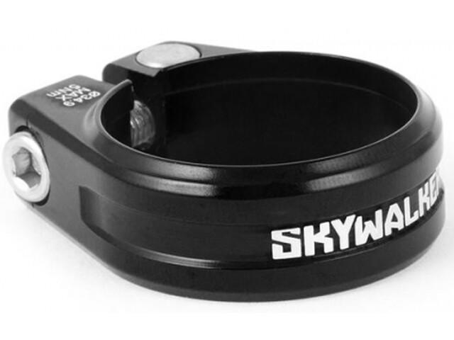 Sixpack Skywalker Sattelklemme Ø31,8mm schwarz